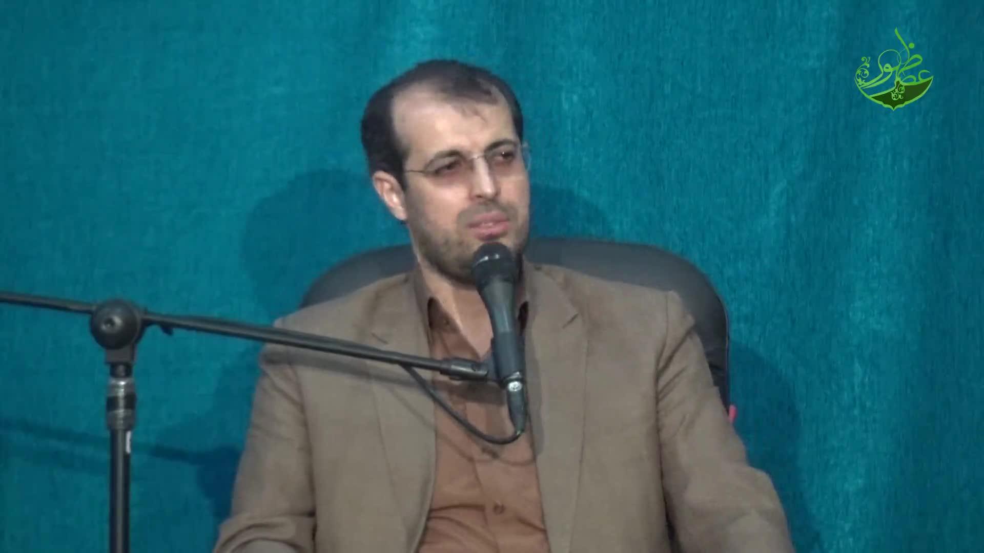 استاد سید محمد خاتمی نژاد-راه شهیدان یک راه همیشه جاویدان