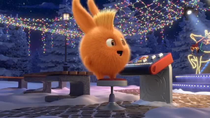 انیمیشن شاد کودکانه خرگوش های خورشیدی - قسمت 31- Sunny Bunnies