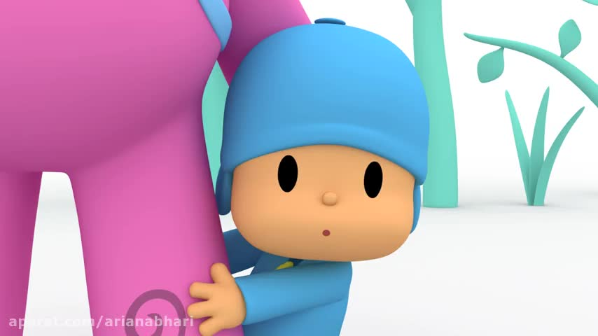 انیمیشن پوکویو (POCOYO) قسمت 34