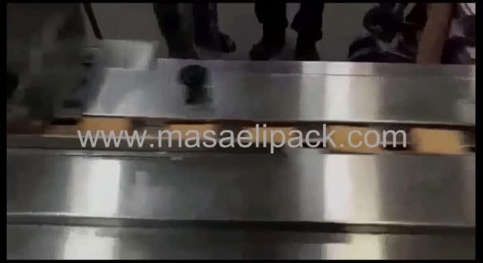 دستگاه بسته بندی بیسکوئیت