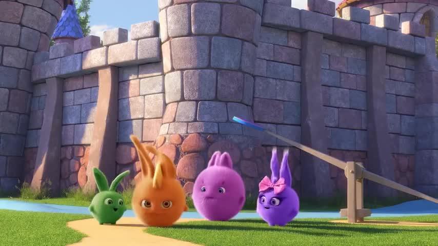 انیمیشن شاد کودکانه خرگوش های خورشیدی - قسمت 35- Sunny Bunnies