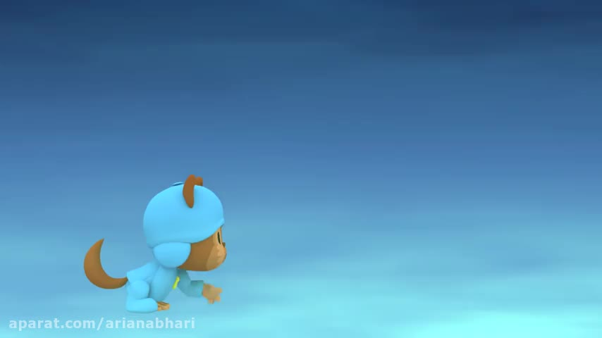 انیمیشن پوکویو (POCOYO) قسمت 44