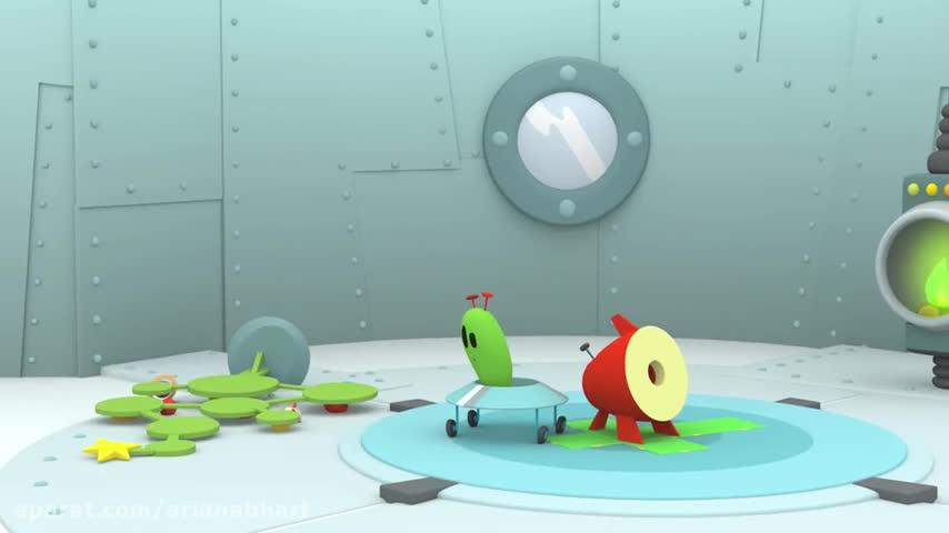 انیمیشن پوکویو (POCOYO) قسمت 45