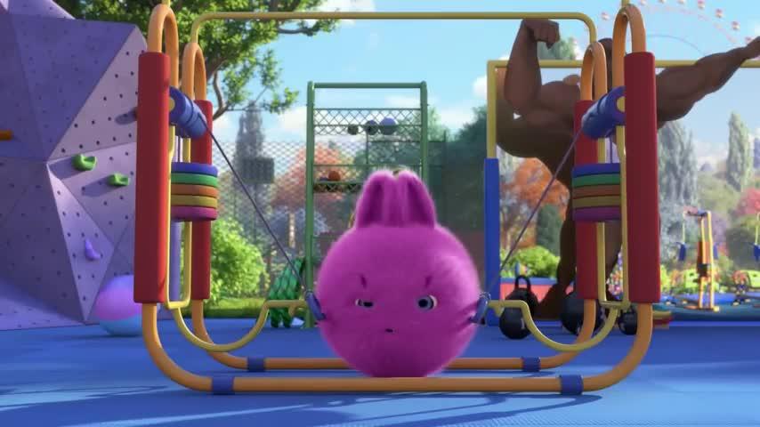 انیمیشن شاد کودکانه خرگوش های خورشیدی - قسمت 44 - Sunny Bunnies
