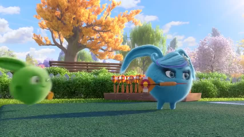انیمیشن شاد کودکانه خرگوش های خورشیدی - قسمت 46 - Sunny Bunnies