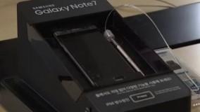 سامسونگ فروش گوشی های گلکسی نوت ۷ را متوقف کرد