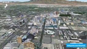 جاذبه های زیبای شهر لاس وگاس را ببینید