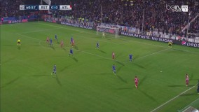 خلاصه بازی: روستوف 0 - 1 اتلتیکو مادرید