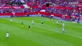 سویا 1 - 0 اتلتیکو مادرید