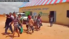 تعدادی از گروگانهای راهزنان سومالیایی آزاد شدند