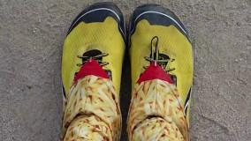 پیاده روی از مکزیک تا کانادا با چهار جفت کفش
