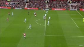 منچستر یونایتد 0 - 0 بارنلی