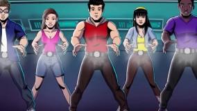 تریلر بازی Power Rangers: Mega Battle - گیم شات