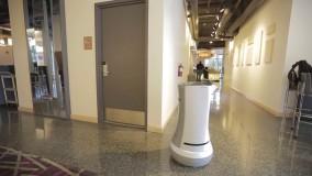 ربات پیشخدمت