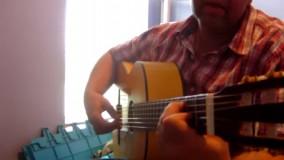 تکنوازی گیتار 1