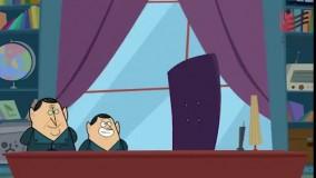 انیمیشن خنده دار از دادن پست مدیریتی به بچه های کار ه دستان