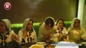 مصاحبه با بازیگران (مهناز افشار) تئاتر دور همی زنان شکسپیر