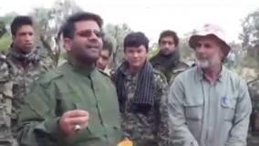 افغانستانی هایی که در سوریه می جنگند