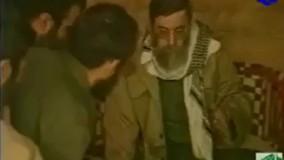 رهبری در جنگ با عراق
