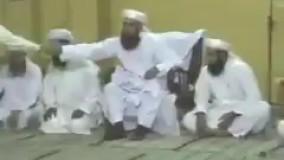 مراسم جالب عرب ها برای پاک شدن از گناه