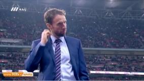 خلاصه بازی: انگلیس ۲-۲ اسپانیا