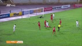 خلاصه بازی: سوریه ۰-۰ ایران