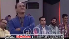 گفتگوی خنده دار مهران مدیری با رامبد جوان در برنامه خندوانه