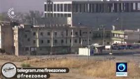 لحظه حمله انتحاری به کرکوک توسط تروریست های داعش