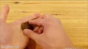 ساخت باتری با سکه