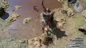 ویدو سوم از دموی بازی Final Fantasy XV - گیم شات
