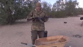 تست اسلحه کلاشینکف AK-47
