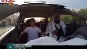دوربین مخفی داعشی انتحاری عرب :)) چه گریه ای می کنن :))
