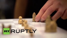 قدیمیترین شطرنج دنیا - فانی کول