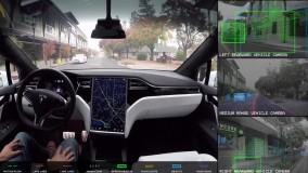 خودروی هوشمند جهان اطراف را چگونه میبیند؟