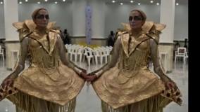 شوی لباس دانشجویان طراحی لباس دانشگاه الزهرا