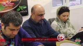 استقبال باشکوه ایرانیان ساکن انگلستان از دراکولا و عطاران!