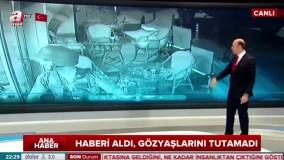 سرباز ارتش ترکیه از تلویزیون سوپرمارکت متوجه کودتا شد!!!