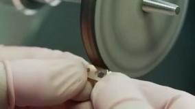 طریقه ی ساخت ساعت سوئیسی