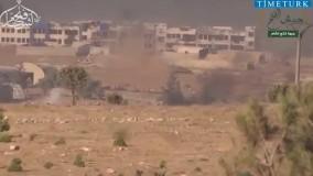 ثانیه به ثانیه جنگ مخالفان در حلب سوریه