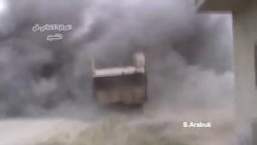 جنگ در جهنم، چهره واقعی جنگ در سوریه! 18+