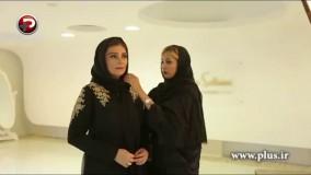 پشت صحنه عکاسی تیپ جدید ستاره زن سینمای ایران؛هنگامه قاضیانی: خوش پوشی در ذات ایرانی هاست