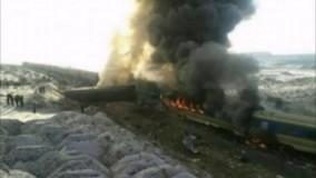 انتقاد شدید و جنجالی علی دایی از حادثه عجیب سانحه قطار