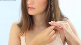 چند مدل بافت موی زیبا برای کسانی که موهای کوتاه دارند