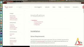 آموزش ساخت پکیج  لاراول 5.3