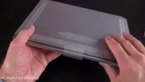 جعبه گشایی مک بوک پرو جدید