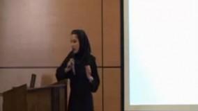 دکتر ویدا فلاح - بخشی از دوره مدیریت استرس
