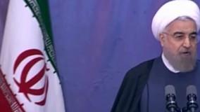 روحانی: چرا هتاکان امروز، سالهای قبل سکوت می کردند؟