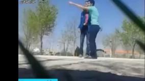 واکنش خنده دار ایرانی ها و خارجی ها جلوی دوربین مخفی!