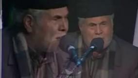 مداحی استاد سلیم موذن زاده-آواز افشاری