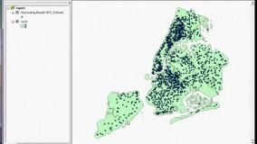 آموزش ابزار Spatial Join در ArcGIS